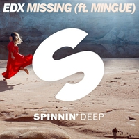 Couverture du titre Missing (feat. Mingue) - Single