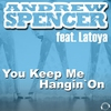 Cover of the album You Keep Me Hangin' On (Remixes) [feat. Latoya]