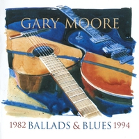 Couverture du titre Ballads & Blues 1982-1994