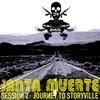 Couverture de l'album Santa Muerte, Session 2: Journey to Storyville