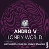 Cover of the track Lonely World