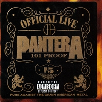 Cover of the track Official Live: 101 Proof