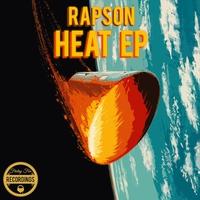 Couverture du titre Heat - EP