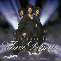 Couverture du titre The Best of The Three Degrees - When Will I See You Again