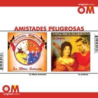 Couverture du titre Original Masters: Amistades Peligrosas