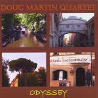 Cover of the track Odyssey