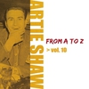 Cover of the album Artie Shaw from A to Z vol.10