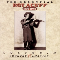 Cover of the track The Essential Roy Acuff