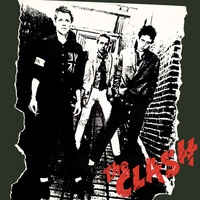 Cover of the track The Clash
