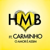 Cover of the album O Amor É Assim (feat. Carminho) - Single