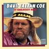 Cover of the album David Allan Coe: 17 Greatest Hits
