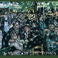 Couverture du titre A Night on the Town