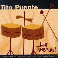 Couverture du titre Hot Timbales!