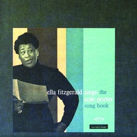 Cover of the track Ella Fitzgerald Sings the Cole Porter Songbook, Volume 1
