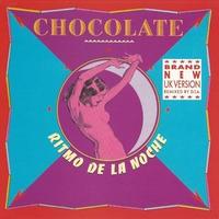 Couverture du titre Ritmo de la Noche - Single