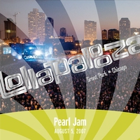 Cover of the track Live At Lollapalooza 2007: Pearl Jam