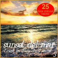 Cover of the track Sunset del Mar, Vol. 3 - Finest In Ibiza Chill Sound