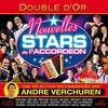 Couverture de l'album Double d'Or Nouvelles Stars De l'Accordéon, Vol. 2 (Sélection recommandée par André Verchuren)