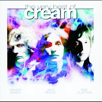 Couverture du titre The Very Best of Cream