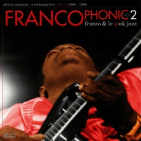 Cover of the track Francophonic, Vol. 2