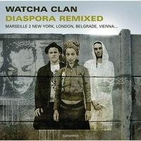 Cover of the track Diaspora Remixed