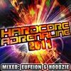 Couverture de l'album Hardcore Adrenaline 2011: Mixed by Eufeion & Hoodzie