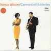 Couverture de l'album Nancy Wilson & Cannonball Adderley