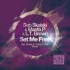 Couverture de l'album Set Me Free - EP