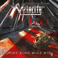 Cover of the track The King Will Die