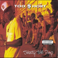 Cover of the track Shorty the Pimp
