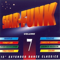 Cover of the track Star-Funk (Volume 7)