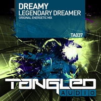 Cover of the track Legendary Dreamer (Original Energetic Mix) - Single
