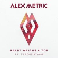 Couverture du titre Heart Weighs a Ton (feat. Stefan Storm) - Single