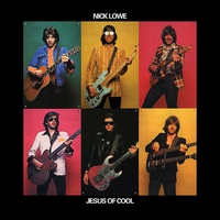 Cover of the track Jesus of Cool
