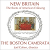 Cover of the album New Britain: The Roots of American Folksong