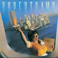 Cover of the track Breakfast In America (Remastered)