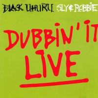 Couverture du titre Dubbin' It Live