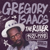 Cover of the album Reggae Anthology: Gregory Isaacs - The Ruler (1972-1990)