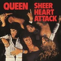 Cover of the track Sheer Heart Attack