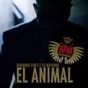 Cover of the album El Animal - Single