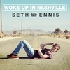 Couverture de l'album Woke up in Nashville - Single