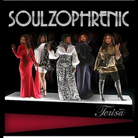 Cover of the track Soulzophrenic (Personalities of Soul)