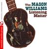 Couverture de l'album The Listening Matter (Remastered)