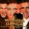 Couverture de l'album Wanna Dance (feat. Mey Green) - Single