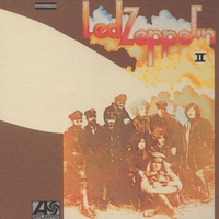 Cover of the track Led Zeppelin II (Remastered)