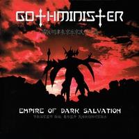 Couverture du titre Empire of Dark Salvation