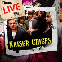 Cover of the track iTunes Live from London