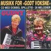 Couverture de l'album Bestemorvalsen & når du smiler