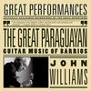 Cover of the album John Williams Plays Music of Agustín Barrios Mangoré
