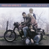 Cover of the track Steve McQueen